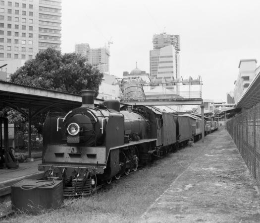 3 Old JB Station