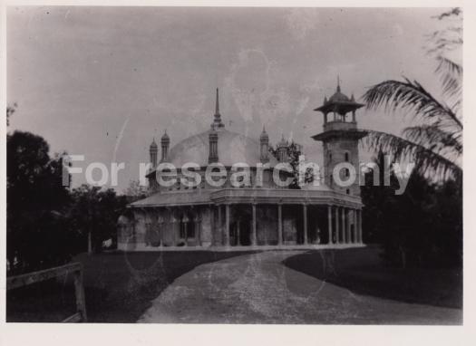 Ridzwaniah Mosque print