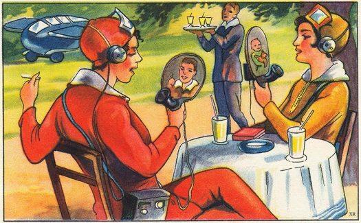 1930s-picturephone